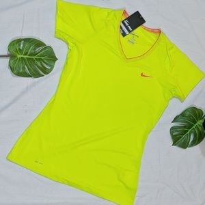 NWT Nike Pro Dri-Fit Base Layer Sz L